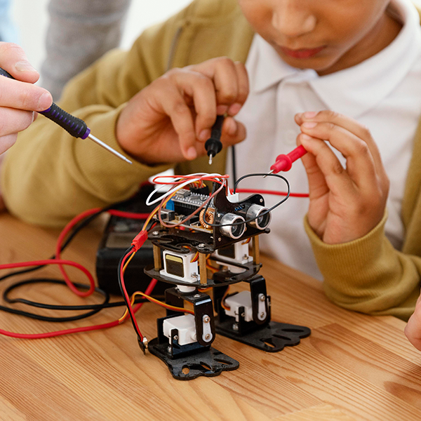Step 1-2-3 Virtual STEM Summer Camp - Week 1 Robotics - Birmingham AL